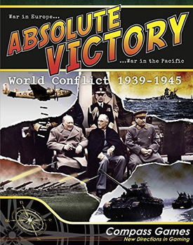Absolute Victory: World Conflict 1939-1945 board game
