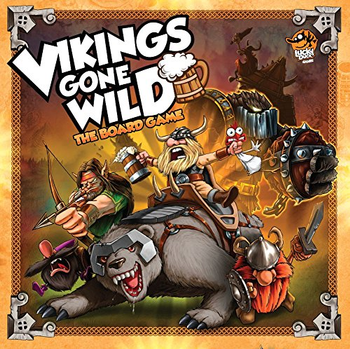 Vikings Gone Wild board game