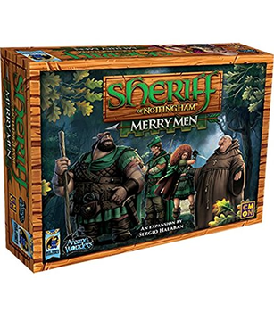 Sheriff of Nottingham: Merry Men board game