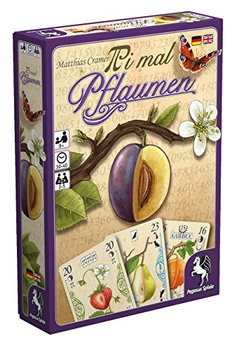 Plums board game