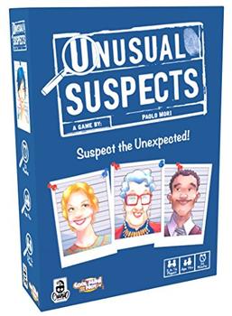 Unusual Suspects board game