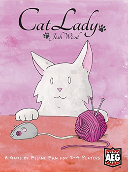 Cat Lady board game