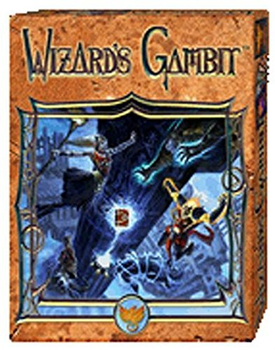 Wizard's Gambit board game
