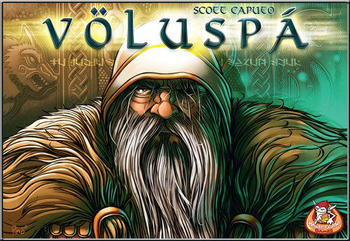 Voluspa board game
