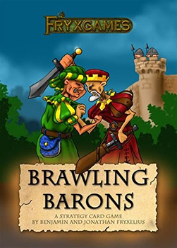 Brawling Barons by board game