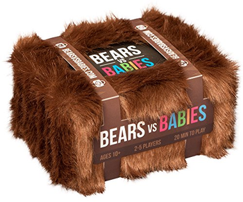 Bears vs Babies board game