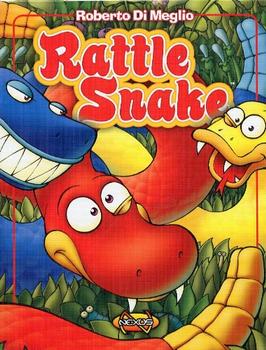 Rattlesnake board game