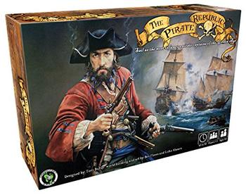 The Pirate Republic board game