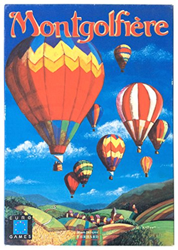 Montgolfiere board game