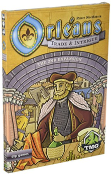 Orléans: Trade & Intrigue board game