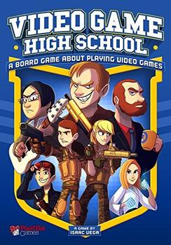 Video Game High School Board Game board game