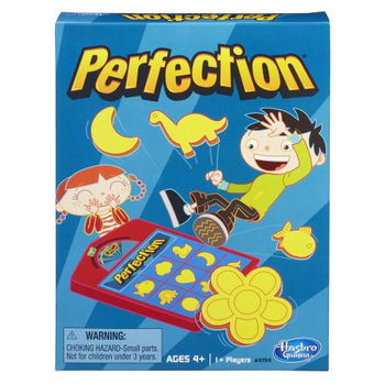Perfection Game, Ages 4 and up board game
