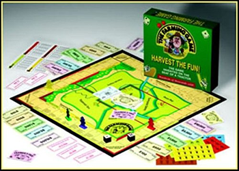 The Farming Game board game