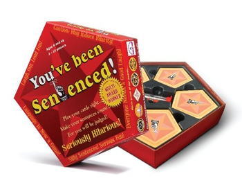 You've Been Sentenced board game