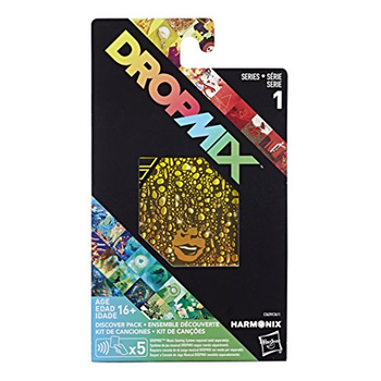 Hasbro DropMix Discover Packs Series 1 (Cards May Vary) Single Pack board game