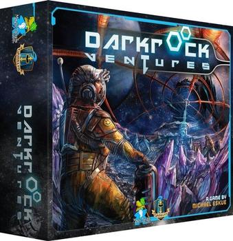 1st Edition, 1st Printing Darkrock Ventures board game