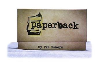 Paperback board game