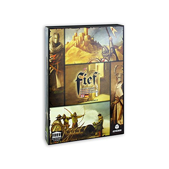 Fief: France 1429 – Expansions Pack board game