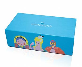Monikers board game