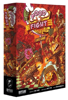Food Fight board game
