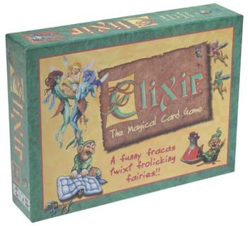 Elixir board game