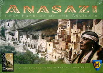 Anasazi board game