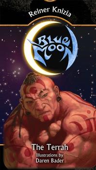 Blue Moon: The Terrah board game