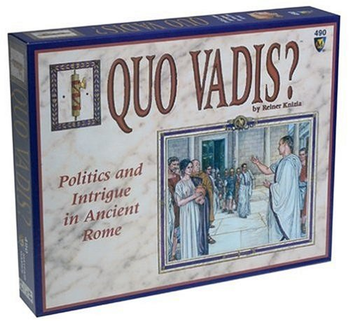 Quo Vadis? board game