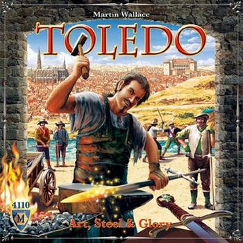 Toledo board game