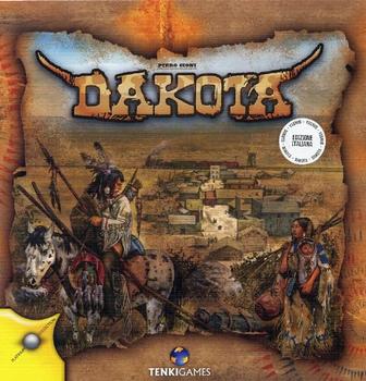 Tenki Games - Dakota board game