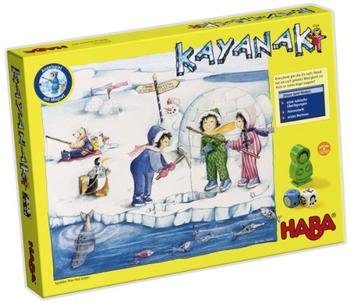 Kayanak board game