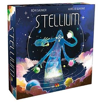 Stellium board game