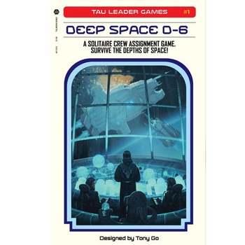 Deep Space D-6 board game