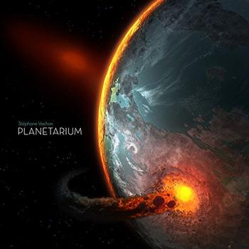Planetarium board game