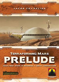 Terraforming Mars: Prelude board game