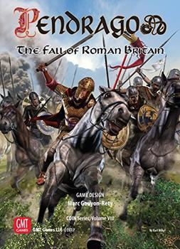 Pendragon: The Fall of Roman Britain board game
