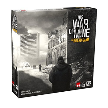 This War Of Mine: The Board Game board game