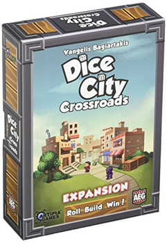 Dice City: Crossroads Expansion board game