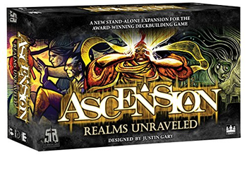Ascension: Realms Unraveled board game
