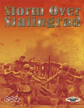 Storm Over Stalingrad Board Game board game