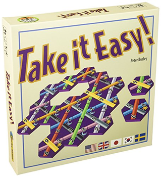 Take It Easy! board game