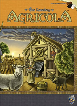 Agricola (Revised Edition) board game