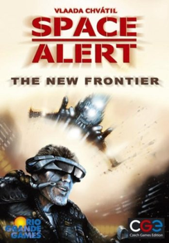 Space Alert: The New Frontier board game
