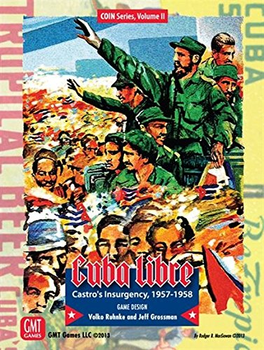 Cuba Libre board game