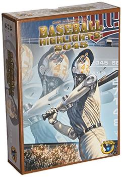 Baseball Highlights: 2045 board game