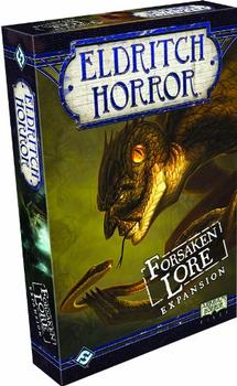 Eldritch Horror: Forsaken Lore Expansion board game