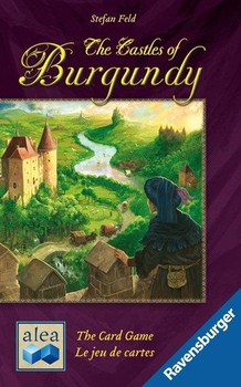 The Castles of Burgundy: The Card Game board game