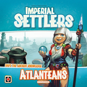 Imperial Settlers: Atlanteans Expansion board game