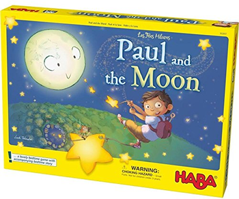 Paul and the Moon board game