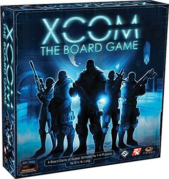 XCOM: The Board Game board game
